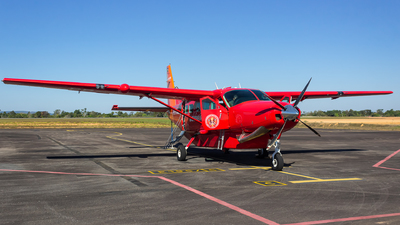 PR-PML - Cessna 208B Grand Caravan EX - Brazil - Military Firefighters