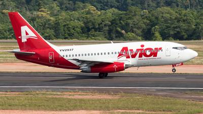 YV2937 - Boeing 737-2Y5(Adv) - Avior Airlines