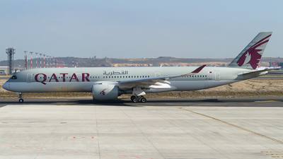 A7-ALC - Airbus A350-941 - Qatar Airways