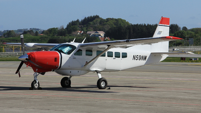 A picture of N59NW - Cessna 208 Caravan I -  - © Witold Ozimek