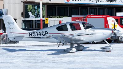 N514CP - Cirrus SR22-GTS G3 Turbo - Private
