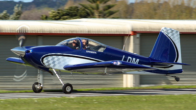ZK-LDM - Vans RV-7 - Private