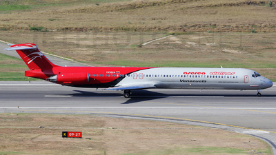 YV3024 - McDonnell Douglas MD-83 - Aserca Airlines