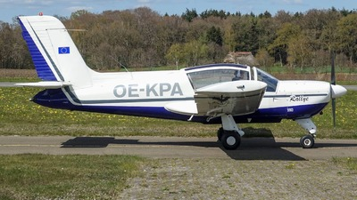 OE-KPA - Socata MS-893A Rallye Commodore 180 - Private