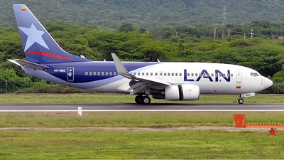 HK-4660 - Boeing 737-752 - LAN Colombia (Aires Colombia)