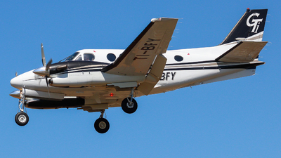 TI-BFY - Beechcraft C90GTi King Air - Aero Colono