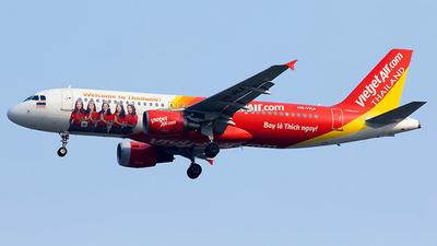 HS-VKA - Airbus A320-214 - Thai VietJet Air