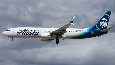 N495AS - Boeing 737-990ER - Alaska Airlines