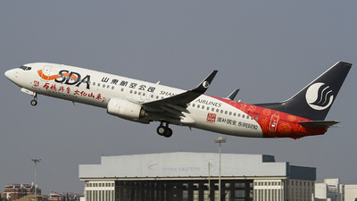 B-1983 - Boeing 737-85N - Shandong Airlines