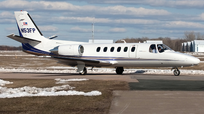 N53FP - Cessna 550 Citation II - Private