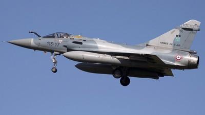100 - Dassault Mirage 2000C - France - Air Force