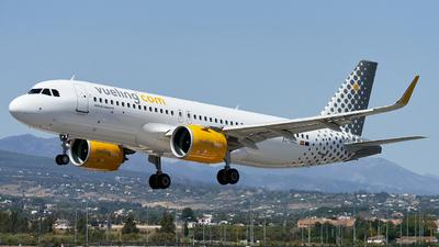 A picture of ECNDC - Airbus A320271N - Vueling - © Fernando Roca