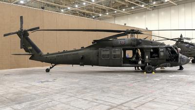 11-20398 - Sikorsky UH-60M Blackhawk - United States - US Army