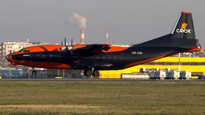 A picture of URCSI - Antonov An12A - Cavok Air - © wroblik75