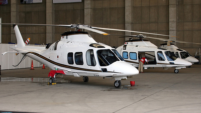 XC-ALM - Agusta A109S Grand - Mexico - Government