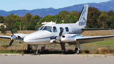 N155RT - Piper PA-31P-350 Mojave - Private