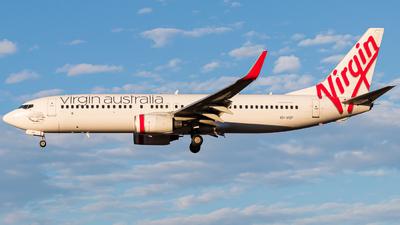 VH-VUP - Boeing 737-8FE - Virgin Australia Airlines