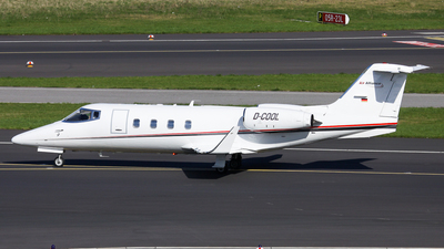 D-COOL - Bombardier Learjet 55 - Air Alliance
