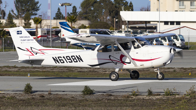 N6198N - Cessna 172S Skyhawk - Christiansen Aviation