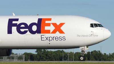N139FE - Boeing 767-3S2F(ER) - FedEx