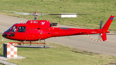 G-IGIA - Eurocopter AS 350B3 Ecureuil - Private