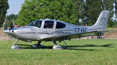T7-IAC - Cirrus SR22-GTS G3 Turbo - Private