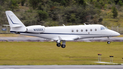 N100GX - Gulfstream G150 - Private