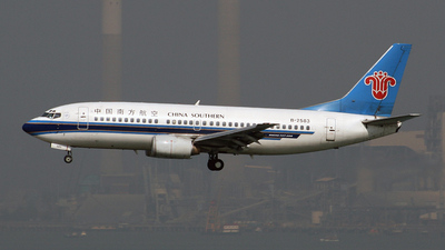 B-2583 - Boeing 737-31B - China Southern Airlines