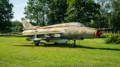 98-17 - Sukhoi Su-22M4 Fitter K - Germany - Air Force