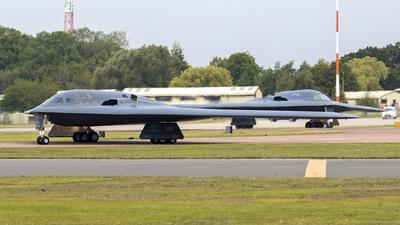 89-0129 - Northrop B-2A Spirit - United States - US Air Force (USAF)