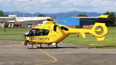 G-WPDE - Eurocopter EC 135P2+ - Western Power Distribution