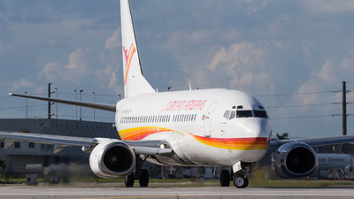 PZ-TCN - Boeing 737-36N - Surinam Airways