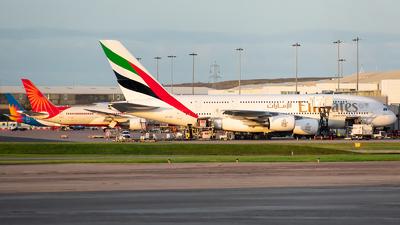 EGBB - Airport - Ramp