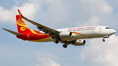 B-5437 - Boeing 737-86N - Air China