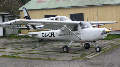 OE-CFL - Reims-Cessna F152 - Private