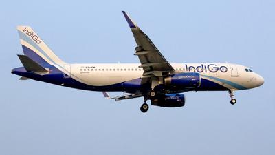 A picture of VTIFW - Airbus A320232 - IndiGo - © M. Azizul Islam