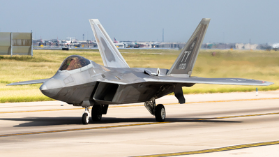 02-4030 - Lockheed Martin F-22A Raptor - United States - US Air Force (USAF)