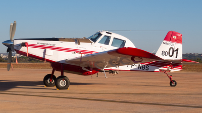 PP-NBS - Air Tractor AT-802AF - Brazil - Military Firefighters