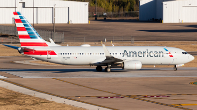 A picture of N873NN - Boeing 737823 - American Airlines - © Saul Hannibal