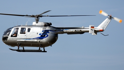 D-HDFU - MBB Bo105CBS-5 - FTO - Flying Training Organisattion
