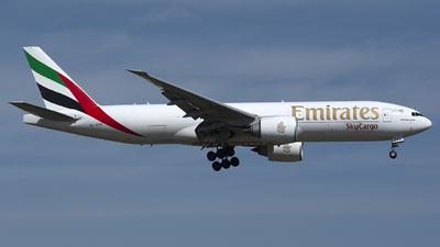 A6-EFE - Boeing 777-F1H - Emirates SkyCargo