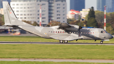 027 - CASA C-295M - Poland - Air Force