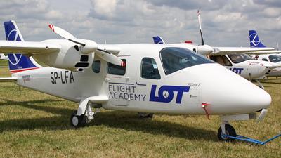SP-LFA - Tecnam P2006T - LOT Flight Academy