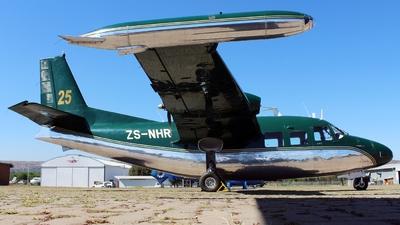 ZS-NHR - Piaggio P.166S Albatross - Private