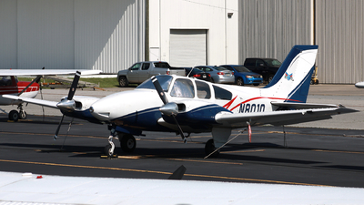 N801Q - Beechcraft 95-B55 Baron - ALL2FLY Aviation Academy