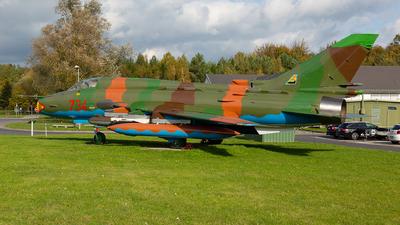 734 - Sukhoi Su-22M4 Fitter K - German Democratic Republic - Air Force