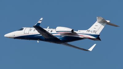A picture of PRLOU - Learjet 40 - [452051] - © danilosantos