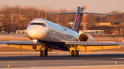 N893AT - Boeing 717-2BD - Delta Air Lines