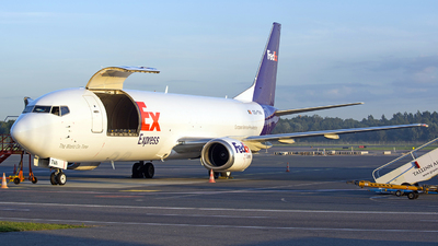 OO-TNN - Boeing 737-45D(SF) - FedEx (ASL Airlines)