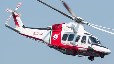 MM81749 - Agusta-Westland AW-139 - Italy - Coast Guard